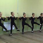 Ансамбль ЗЕРНЯТКО , група навчання другий рік, хореографія (1)