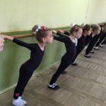 Ансамбль ЗЕРНЯТКО , група навчання другий рік, хореографія (13)