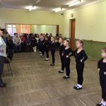 Ансамбль ЗЕРНЯТКО , група навчання другий рік, хореографія (2)