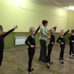 Ансамбль ЗЕРНЯТКО , група навчання другий рік, хореографія (3)