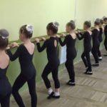 Ансамбль ЗЕРНЯТКО , група навчання другий рік, хореографія (5)