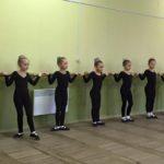 Ансамбль ЗЕРНЯТКО , група навчання другий рік, хореографія (8)