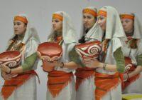 """Виступ ансамблю """"ЗЕРНЯТКО"""" в Київо-Могилянській академії"""